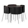 Thumbnail image for Ikea Inspired: Mini Circle Table Set