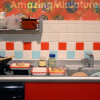 Thumbnail image for Re-Ment Scene: The Messy Kitchen!