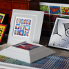 Thumbnail image for Custom Miniature Artwork Framing