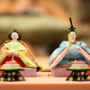 Thumbnail image for Miniature Hinamatsuri Doll Set by Re-Ment