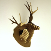 Thumbnail image for Mr. Antlers: Mini Cardstock Deer Head Kit Giveaway!
