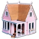 The Greenleaf Coventry Cottage Dollhouse