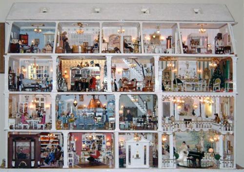 Marianne Stengel's Dollhouse
