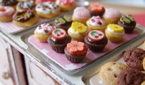 Stephanie Kilgast's Cupcakes