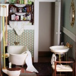 Jean Day's Miniature Bathroom