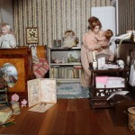 Jean Day's Miniature Girl's Bedroom