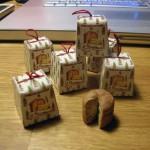 Marcella Perodo's Miniature Panettoni