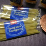 Marcella Perodo Miniature Spaghetti 150x150 Marcella Perodos Mini Foods with Packaging!