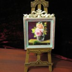Maria Armanda's minature painting