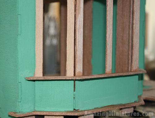 coventry cottage's bad paint job closeup