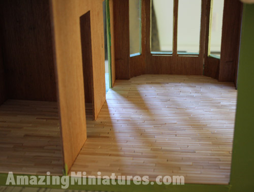 My Coventry Cottage Hardwood Flooring Work