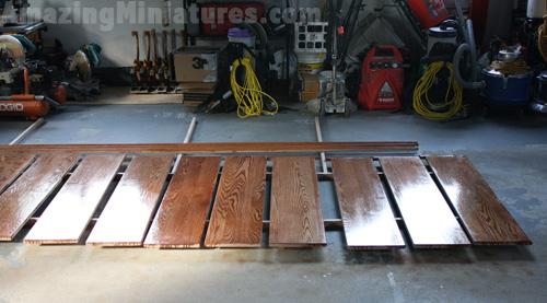 Staing Floors iRL