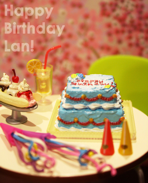 rement miniatures happy birthday to lan