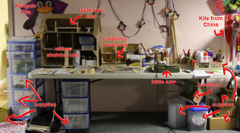 Workspace Update For Amazing Miniatures