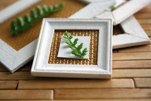 amazing miniatures etsy wall art
