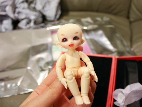 Fairyland Ball Jointed Dolls BJD for 1:12 Scale Dollhouses