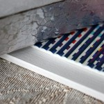 Custom Miniature Yaacov Agam Artwork Framing Project, Close Up