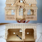 Creatology Dollhouse with Veranda Directions