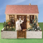 Doll's House Emporium 2011 Creative Competition - Garden Pavilion Kit