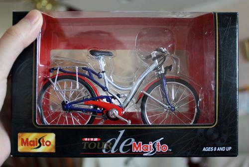 Maisto Audi Quattro Bike In 1 12 Scale