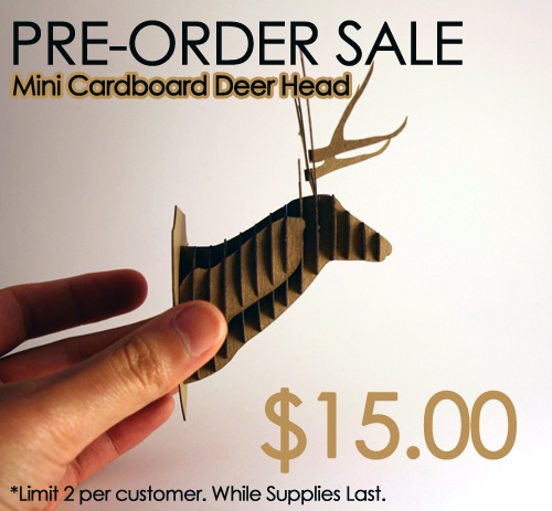 pre-order-sale-mini-cardboard-deer-head