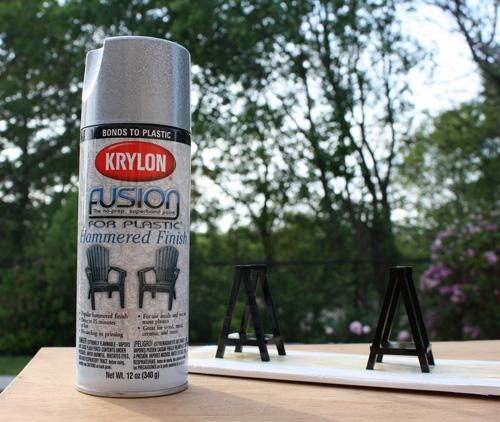 repainting acrylic