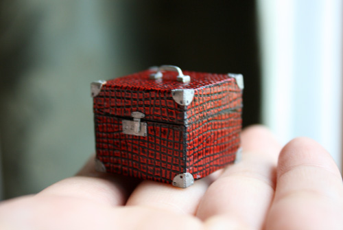 Frantastic Miniature Suitcase