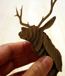 17dryfit 258x300 Assembly Instructions for Cardstock Deer Trophy Head