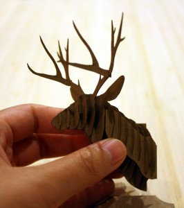 19dryfit 266x300 Assembly Instructions for Cardstock Deer Trophy Head