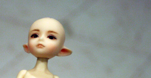Tiny BJD Elfdoll Kai Arrives