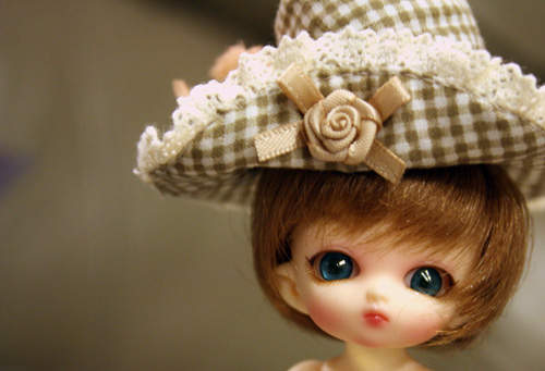 Tiny BJD Fairyland PukiPuki Charlemagne Arrives