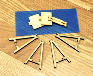 vikaesque wood kit assembly instructions01 300x245 Assembly Instructions for VIKAesque Wood Office Desk Kit