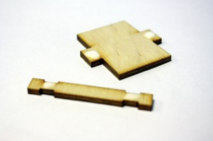 Assembly instructions for Amazing Miniatures Vikaesque Wood Kit